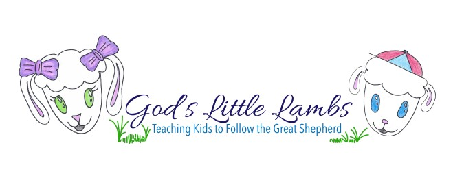 God's Little Lambs banner